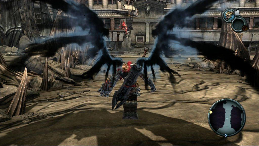 ailes darksiders