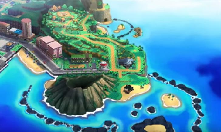 Pokémon Soleil Lune Alola