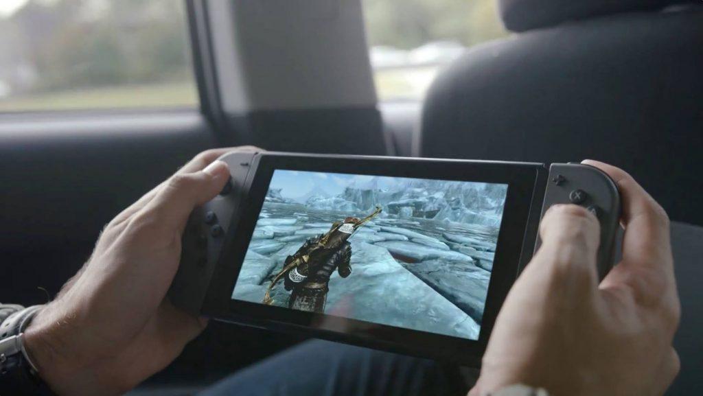 nintendo switch portable