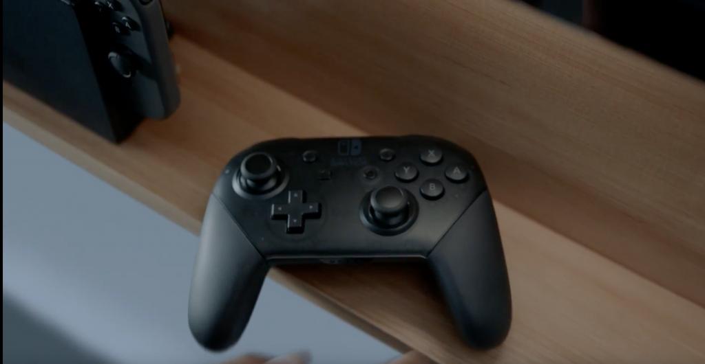 Nintendo Switch manette Pro