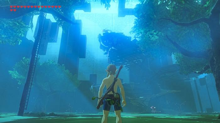 DLC Zelda