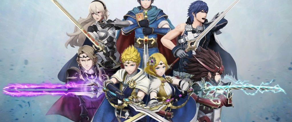 fire emblem warriors E3 2017