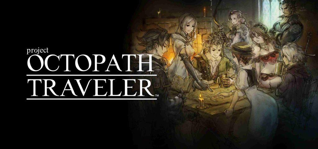 Démo de Octopath Traveler