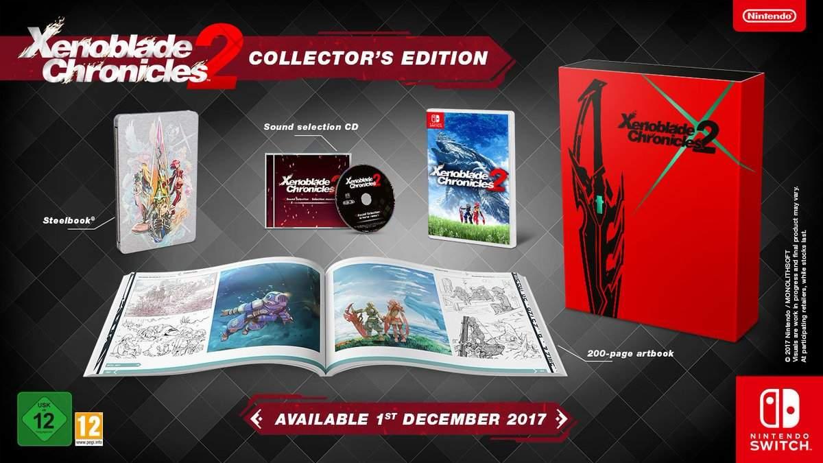 Xenoblade Chronicles 2 Collector