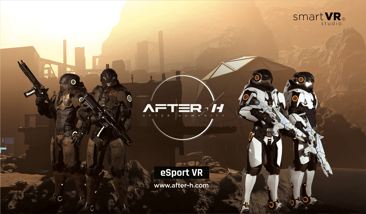 after h premier jeu esport vr