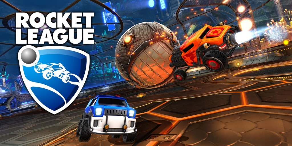 jeux video couple rocket league