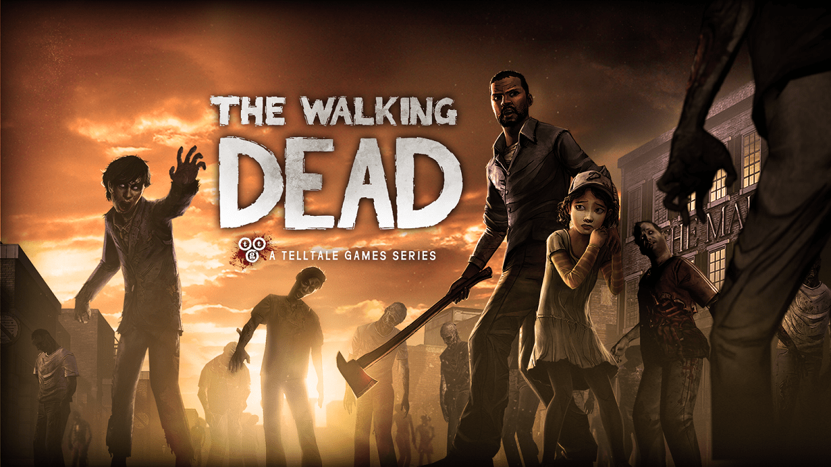 jeux video couple telltale walking dead