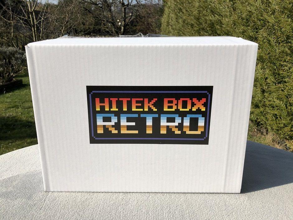 hitek box retrogaming unboxing 2