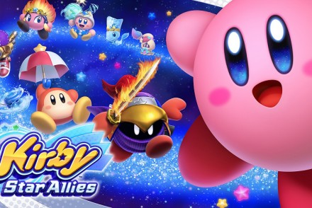 Test Kirby Star Allies